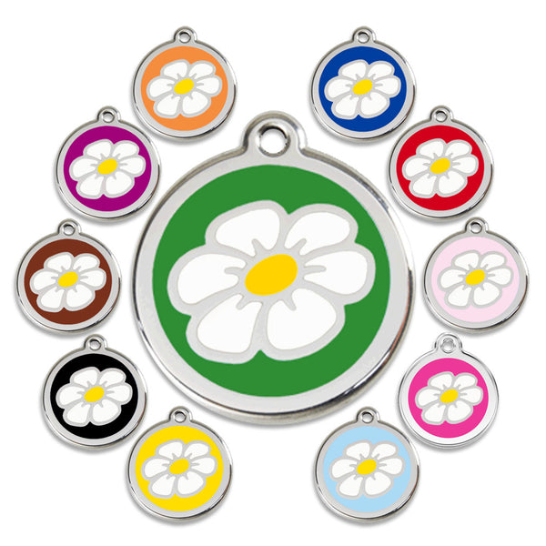 Daisy ID Tag, , ID Tag, Small Dog Mall, Small Dog Mall - Good things for little dogs.  - 1