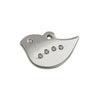 Diamante Bird ID Tag, , ID Tag, Small Dog Mall, Small Dog Mall - Good things for little dogs.  - 1