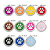 Paw Dog ID Tag, , ID Tag, Small Dog Mall, Small Dog Mall - Good things for little dogs.  - 2