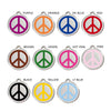 Peace Dog ID Tag, , ID Tag, Small Dog Mall, Small Dog Mall - Good things for little dogs.  - 2