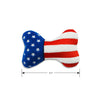 Mr. America Bone Dog Toy, , Toy, Small Dog Mall, Small Dog Mall - Good things for little dogs.  - 2