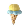 Vanilla Cone – Mini Size Dog Toy, , Toy, Small Dog Mall, Small Dog Mall - Good things for little dogs.  - 1