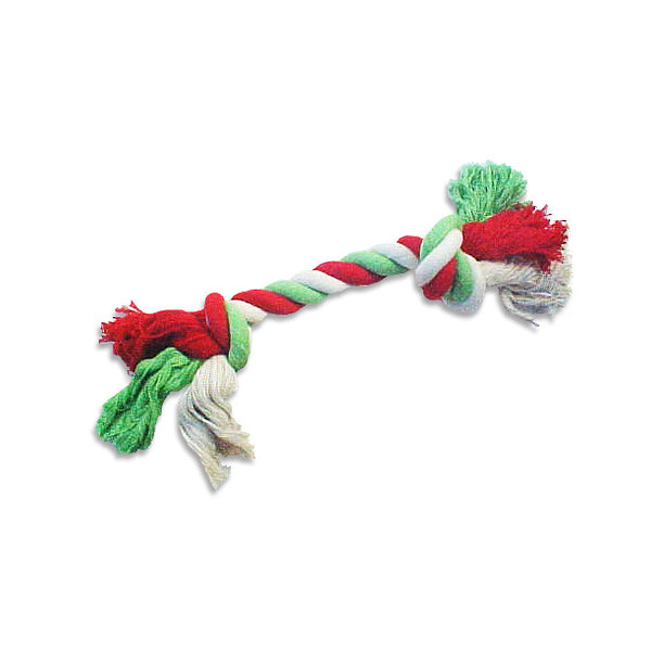 Holiday Rope Small Dog Toy, Christmas, Small Dog Mall, Small Dog Mall - Good things for little dogs.  - 1