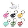 Enamel Bone Do It Yourself Dog ID Tag Color Selection