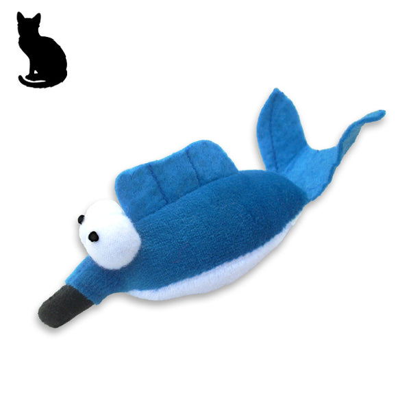 Catnip Shark, , Kitty, Small Dog Mall, Small Dog Mall - Good things for little dogs.  - 1