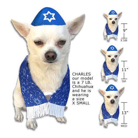 Doggy Tallis, Chewish, Small Dog Mall, Small Dog Mall - Good things for little dogs.  - 2