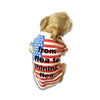 From Flea to Shining Flea Designer Dog T-Shirt, , Tee, Small Dog Mall, Small Dog Mall - Good things for little dogs.  - 1