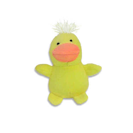 Little Yellow Ducky Small Dog Toy, , Toy, Small Dog Mall, Small Dog Mall - Good things for little dogs.  - 1