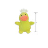 Little Yellow Ducky Small Dog Toy, , Toy, Small Dog Mall, Small Dog Mall - Good things for little dogs.  - 2