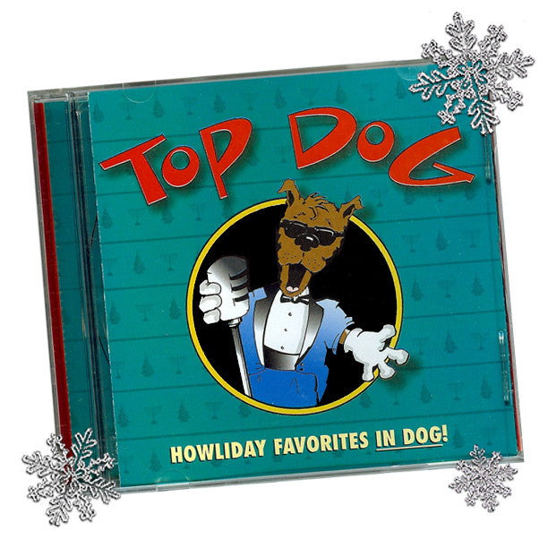 Howliday Dog Music CD, , Christmas, Small Dog Mall, Small Dog Mall - Good things for little dogs.