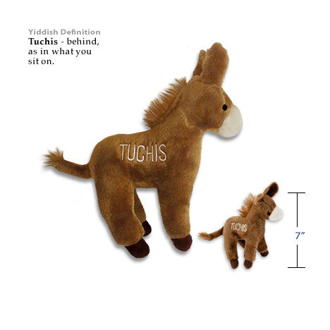 Tuchis Dog Judaica Toy, Chewish, Small Dog Mall, Small Dog Mall - Good things for little dogs.  - 2