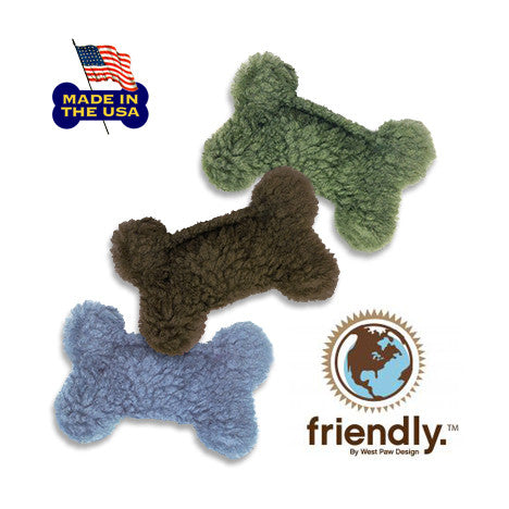 Mini Bones Dog Toy, , Toy, Small Dog Mall, Small Dog Mall - Good things for little dogs.  - 1
