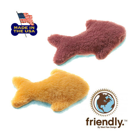 Mini Fish Dog Toy, , Toy, Small Dog Mall, Small Dog Mall - Good things for little dogs.  - 1