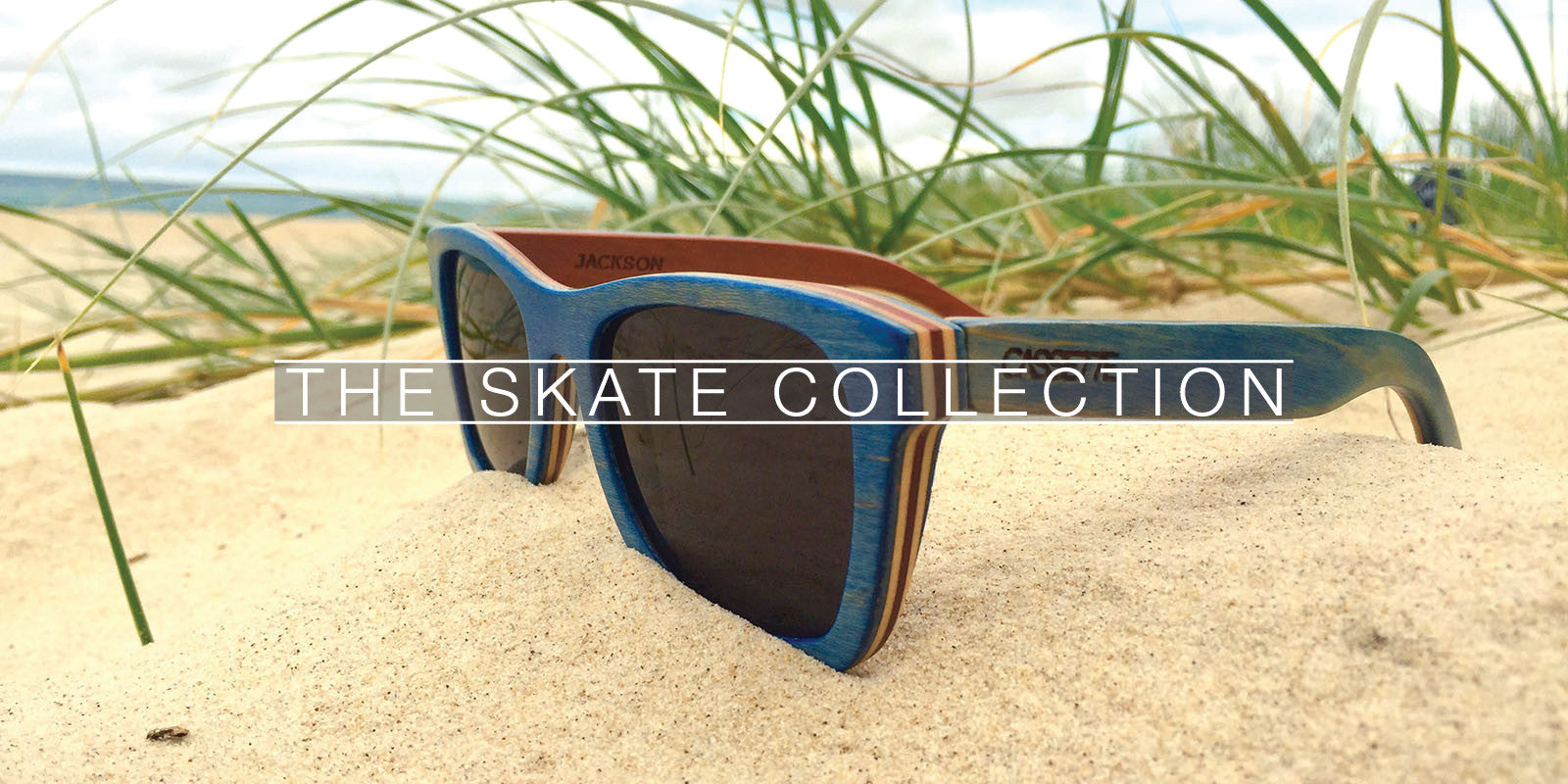 skateboard sunglasses, wooden eyewear, wood wayfarer glasses and bamboo sunglasses