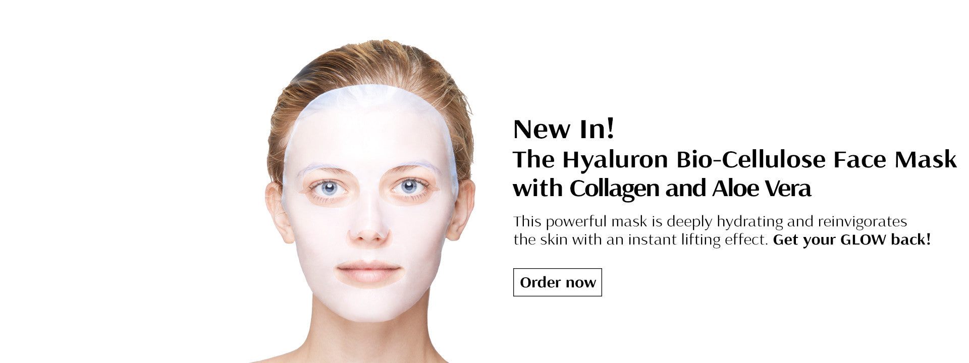 Hyaluron Bio-Cellulose Face Mask