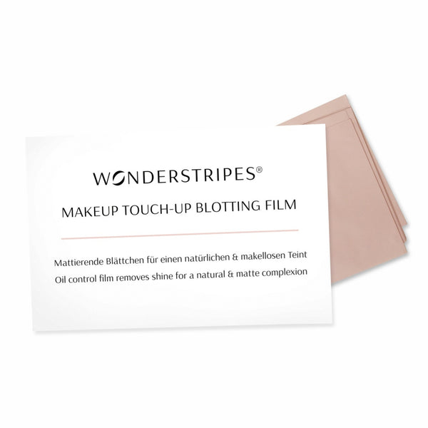 NIEUW:  TOUCH-UP BLOTTING FILM
