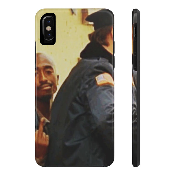 Pac cares phone Cases (tough)