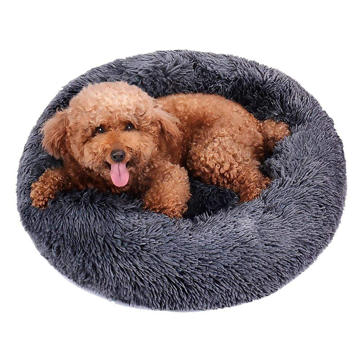 Anti-Anxiety Soothing Pet Bed ®