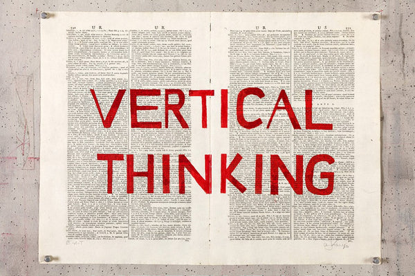 William Kentridge, Vertical Thinking, 2012 -