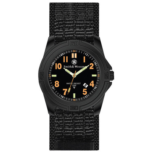 Smith  Wesson Soldier Watch