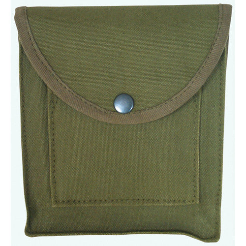 Pocket Canvas Utility Pouch