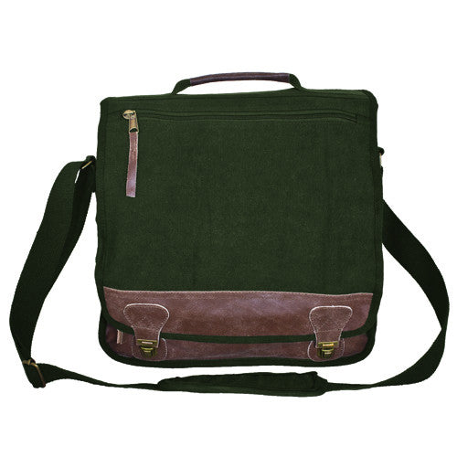 Classic EuroStyle Messenger Bag