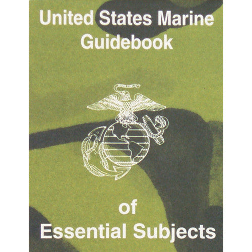 United States Marine Guidebook