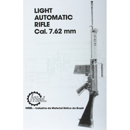 Light Automatic Rifle Technical Manual