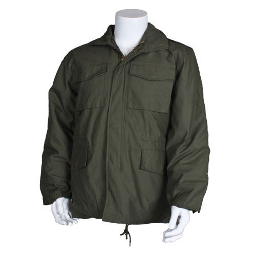 M Field Jacket with Liner