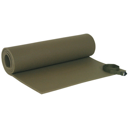 GI Foam Sleeping Pad  Olive Drab