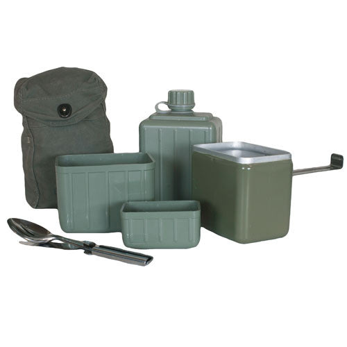 Serbian Military Mess Kit  Complete