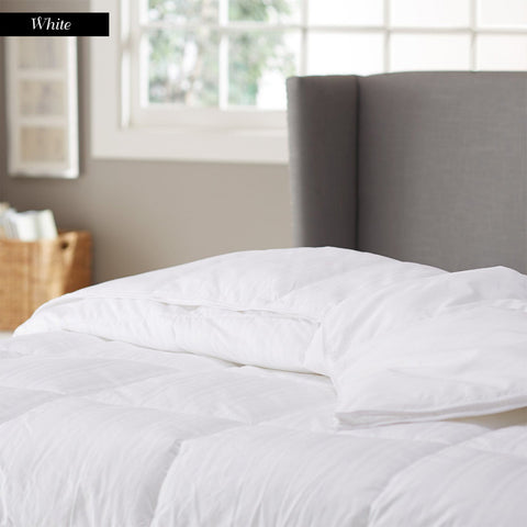 Down Alternative Comforter - 1500 Thread Count (Style: Solid)