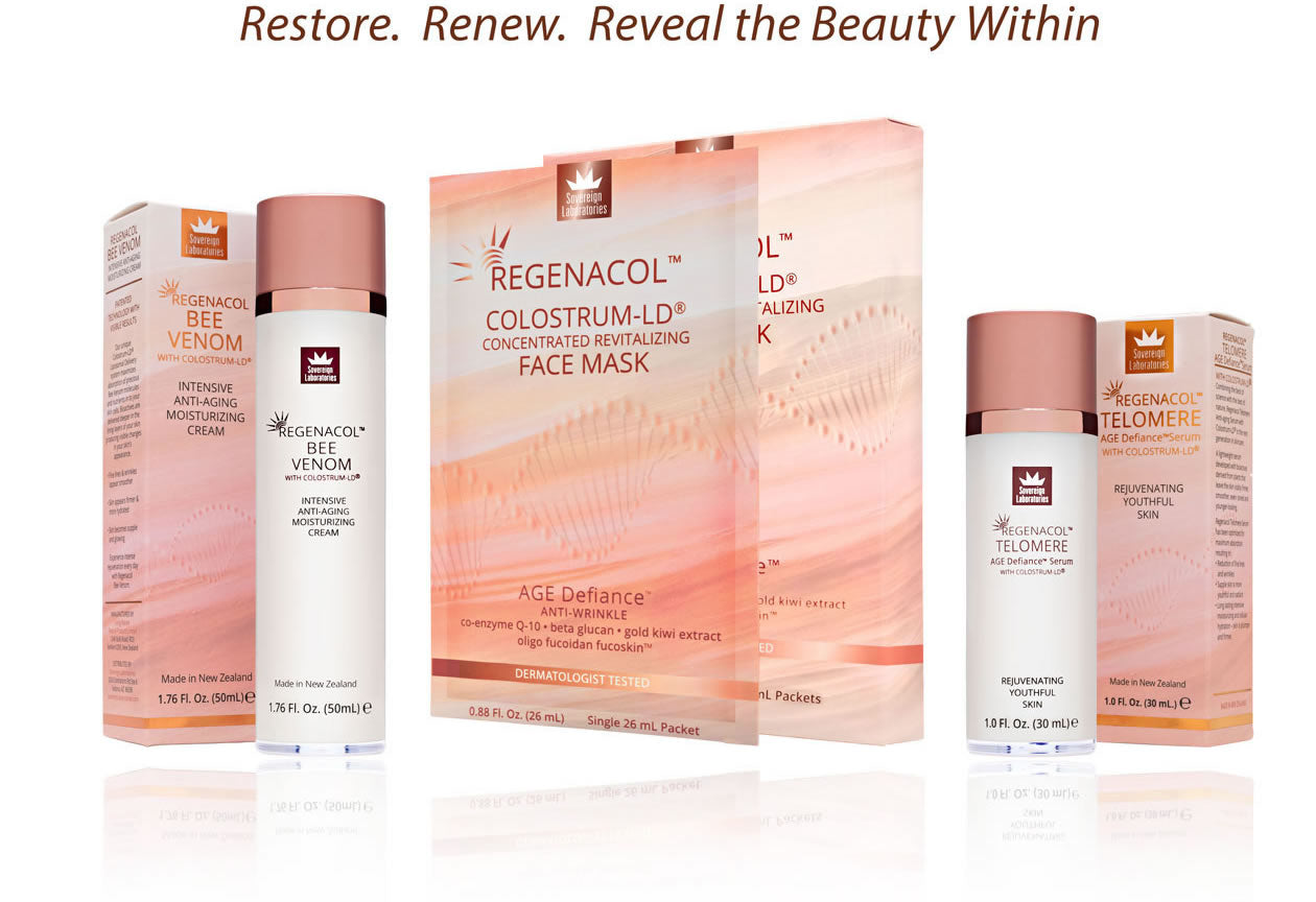 Restore. Renew. Reveal The Beauty Within.