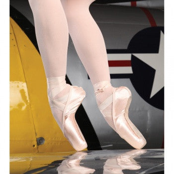 The Solo Prequel - Pointe Shoe