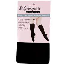 Warm-Up and Pointe Shoe Covers by Body Wrappers
