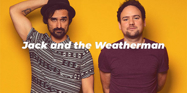 Jack and the Weatherman Filter Booking