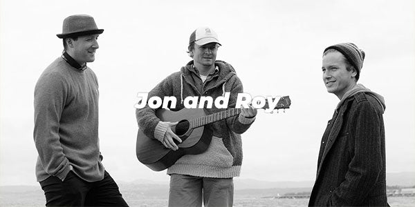 Jon and Roy Filter Booking