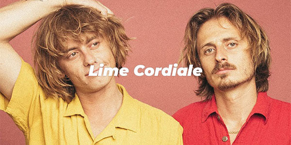 Lime Cordiale Filter Booking