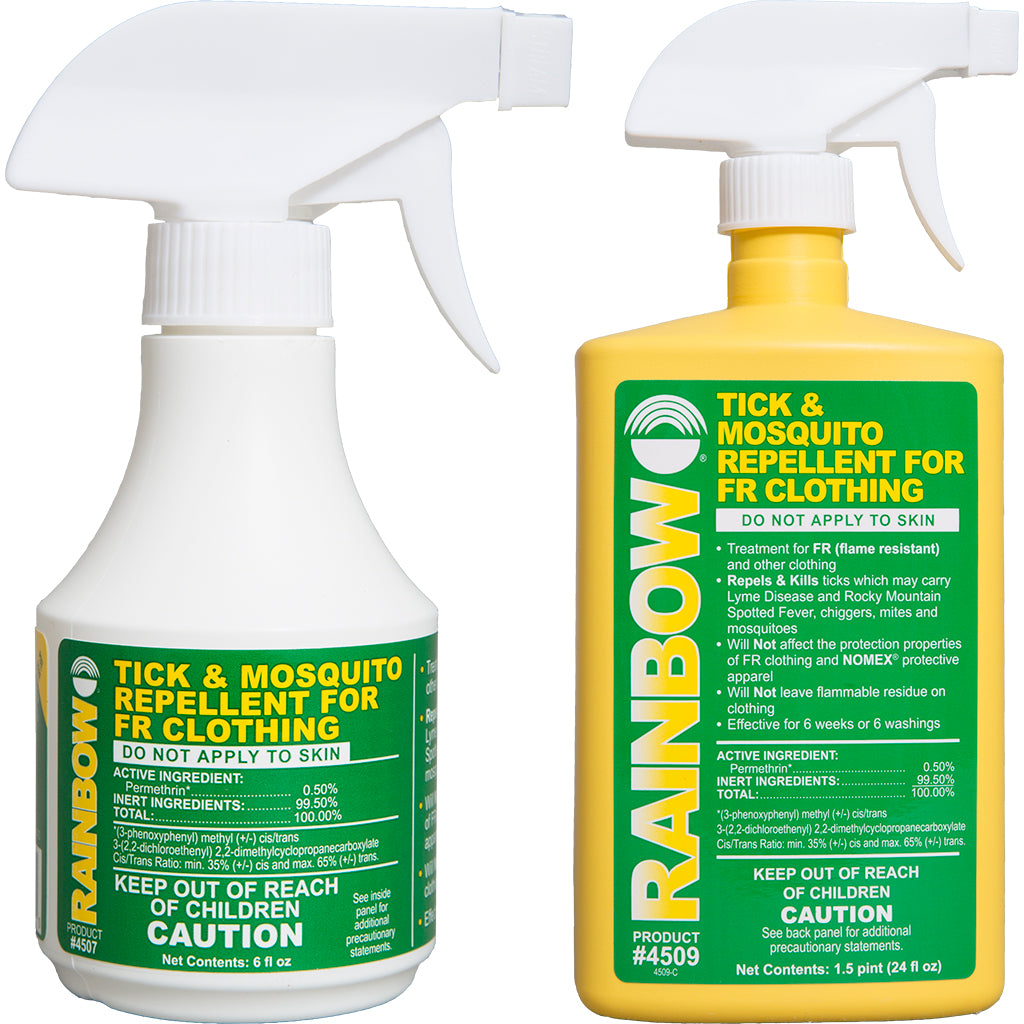 Tick Mosquito Repellent For Clothing Rainbow Technology