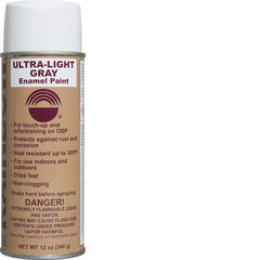 Ultra-Light Gray Enamel Paint