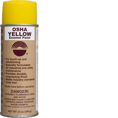 OSHA Yellow Enamel Paint