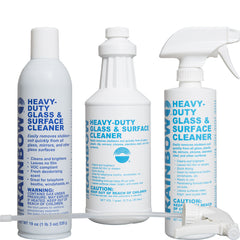 Heavy-Duty Glass & Surface Cleaner