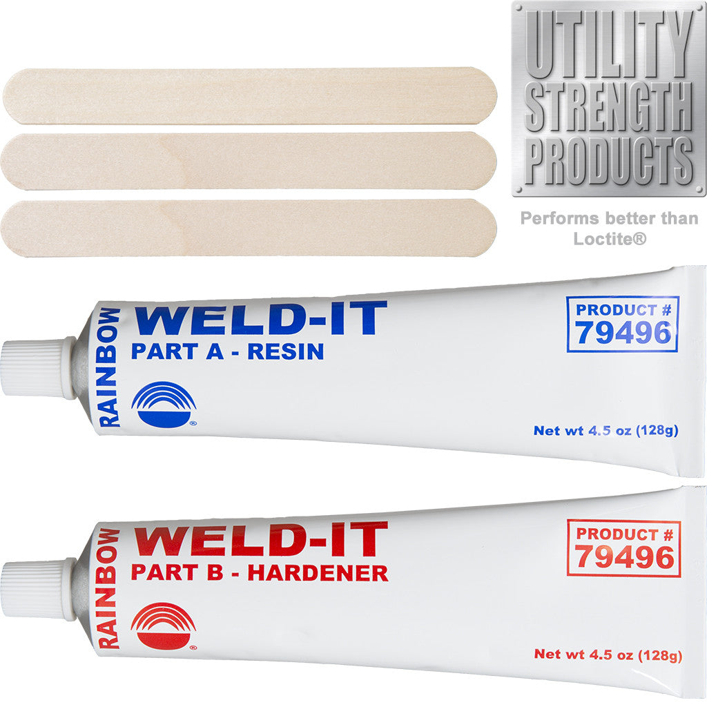 Weld-It Rapid Setting Epoxy Adhesive
