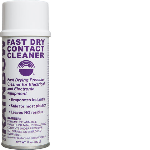 Fast Dry Contact Cleaner