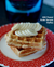 ABS Peanut Butter Banana Protein Waffles