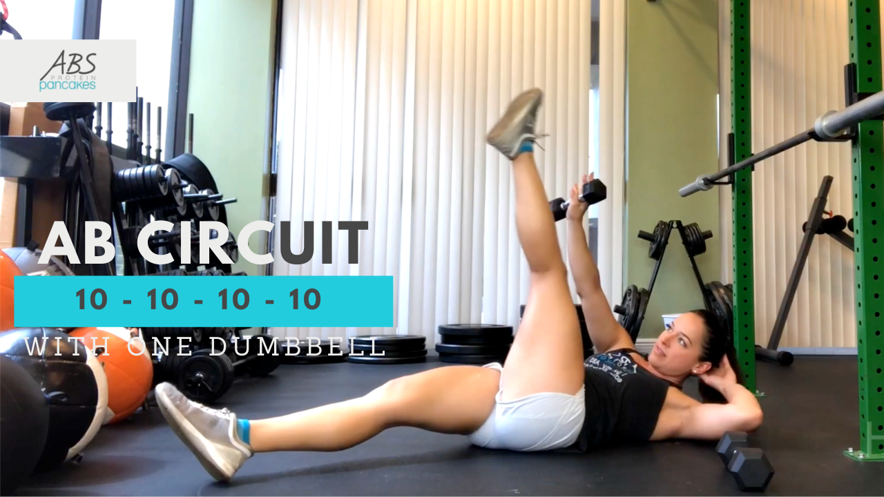 Dumbbell AB Circuit