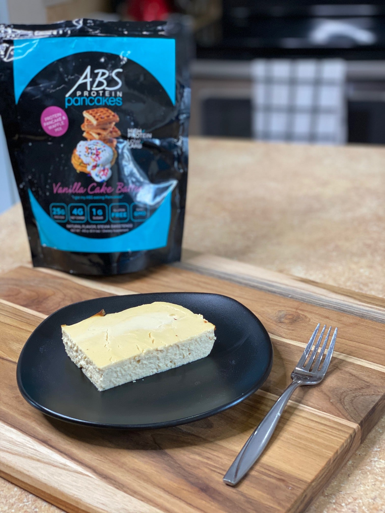 ABS Low Carb Protein Cheesecake