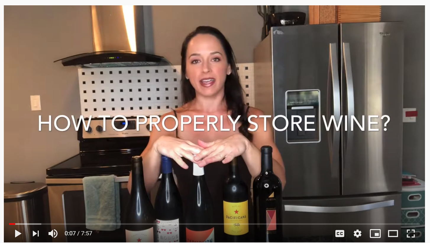 How to Properly Store Wine At Home- What temperature should you store wine at?