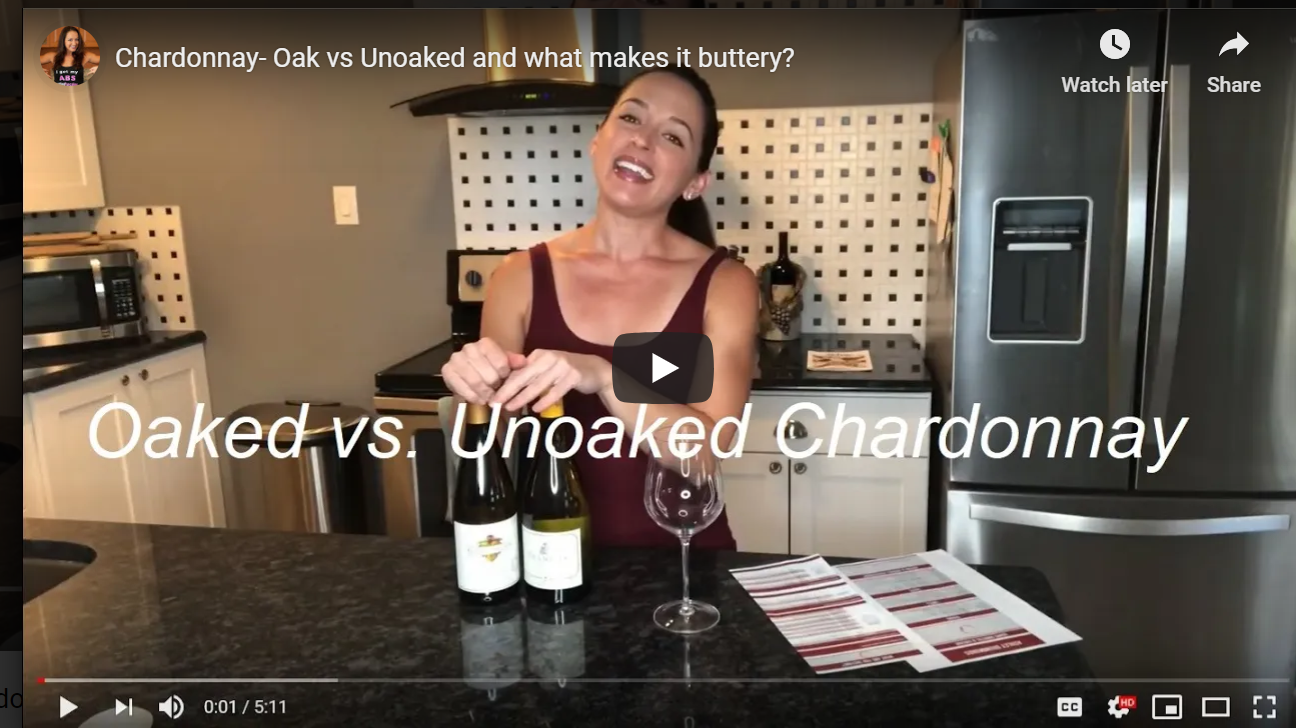 What Makes Chardonnay Buttery? Oak or No Oak?