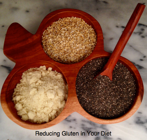 Reducing Gluten in Your Diet